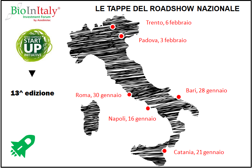 roadshow bioinitaly